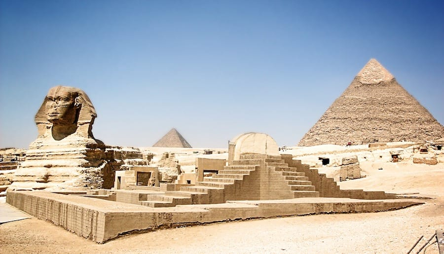 places to see in egypt