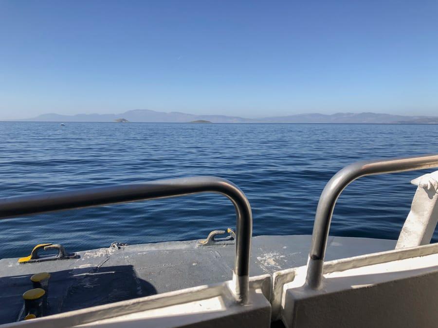 ferry to aegina greece