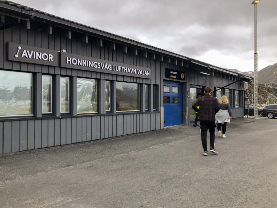 Honningsvåg, Norway airport (things to do in Honningsvåg)