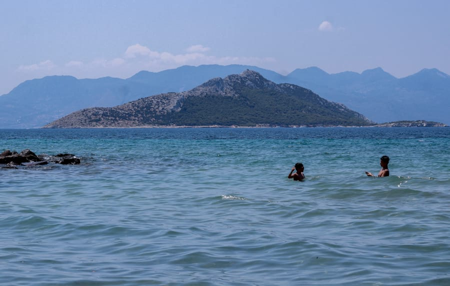 marathonas beach in aegina-2