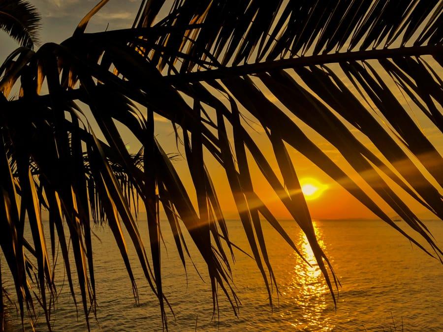sunset in aegina greece-3