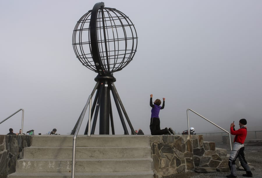 things to do in honningsvåg, norway visit the north cape top of the world