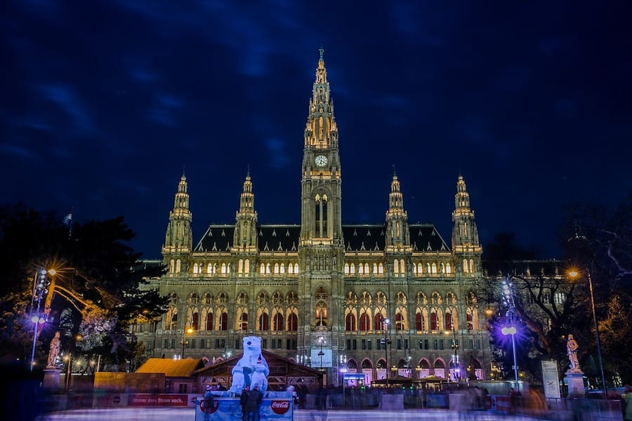 things to do in vienna in december