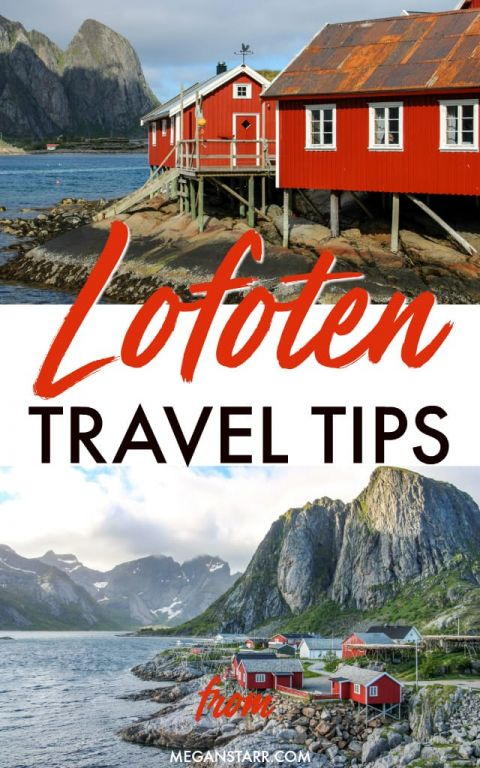 30 Amazing and Useful Travel Tips for Lofoten Islands Norway