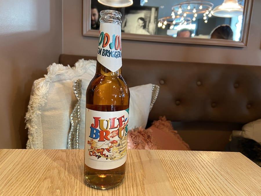 Julebrus in Oslo Norway - the best Norwegian winter drink!