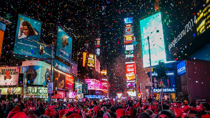 New York City New Years Eve