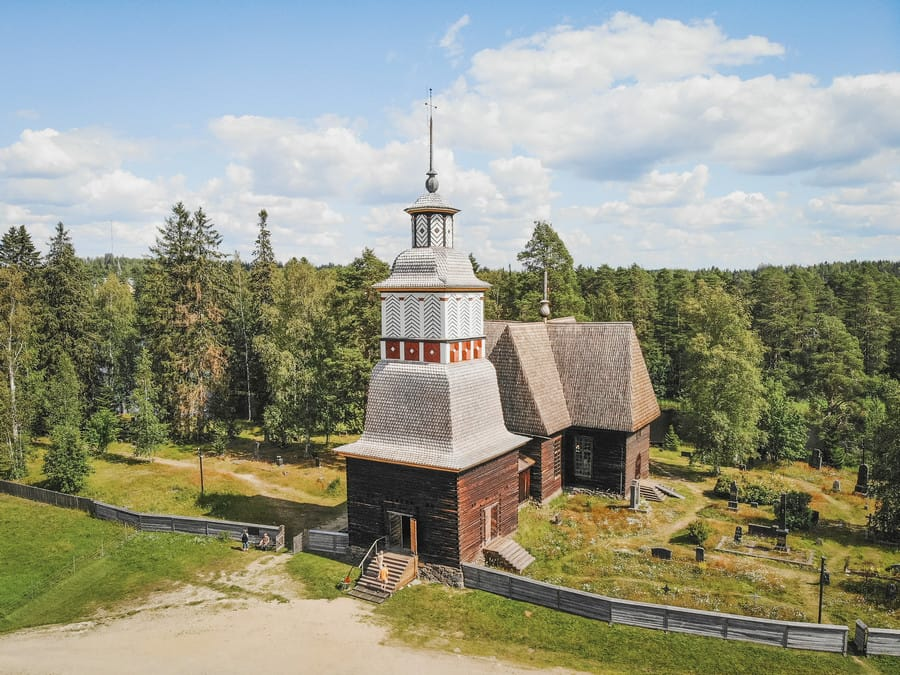 Petäjävesi - 7 Villages in Finnish Lakeland You Need to Know About