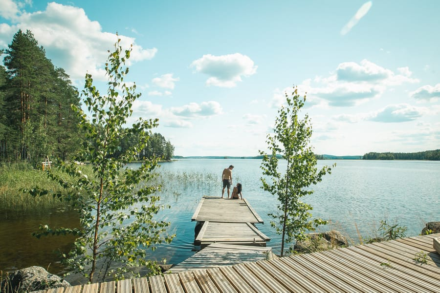 Sumiainen - 7 Villages in Finnish Lakeland You Need to Know About
