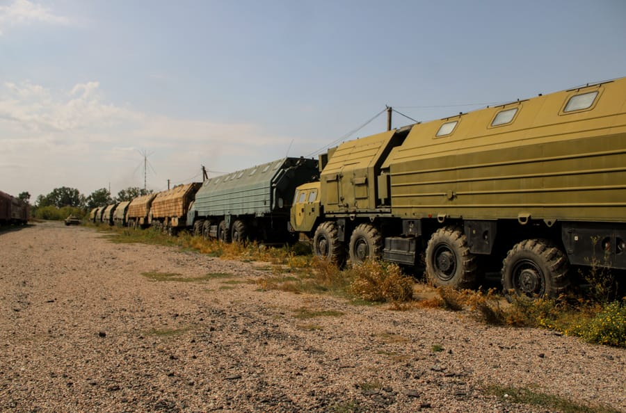 Ukraine Nuclear Missile Base Tour from Kyiv-13