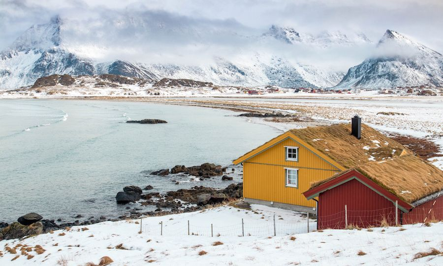 Things to do in breathtaking Lofoten Islands in winter