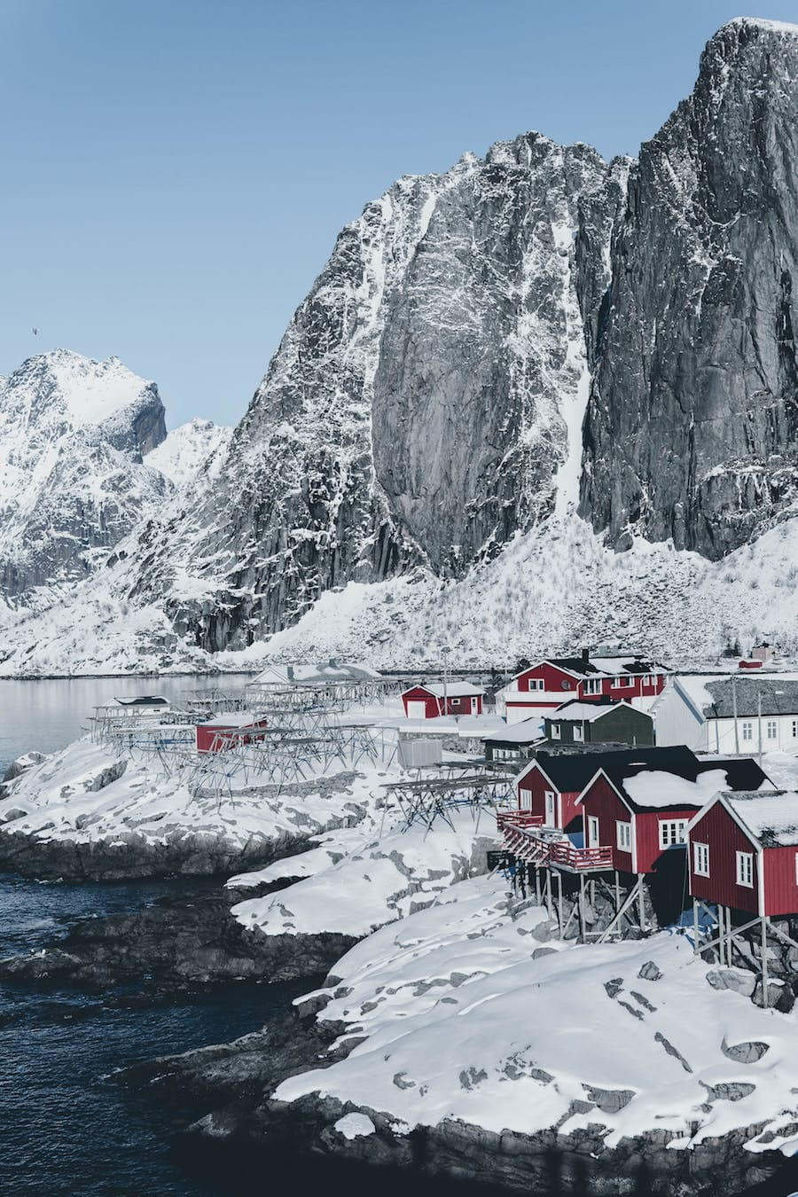 Things to do in Lofoten in winter - photography tour