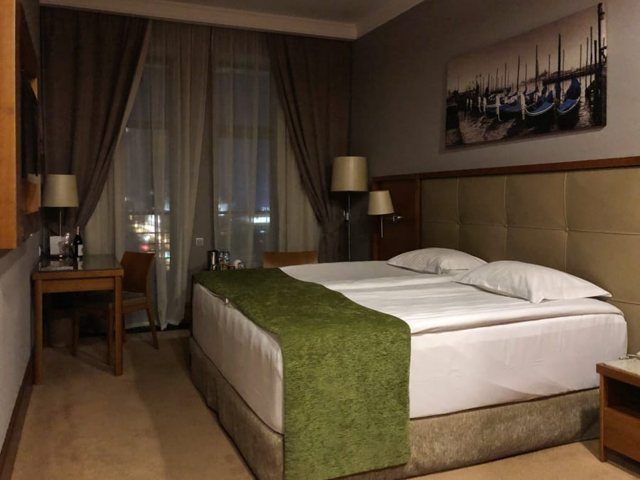 City Hotel in Kyiv