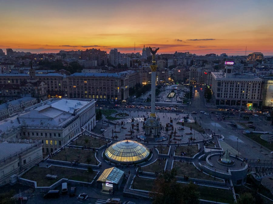 two days in kyiv itinerary (or one day in kyiv)-8