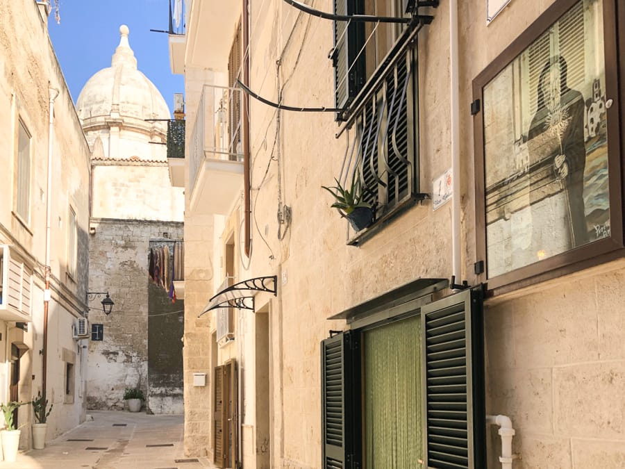 Palmieri Palace things to do in monopoli, italy