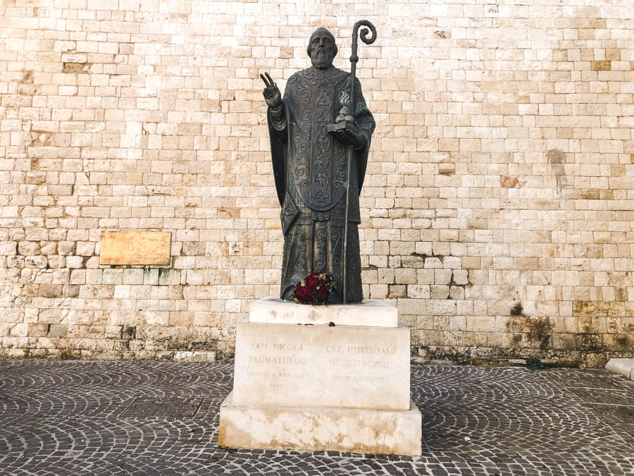 Places to visit in Bari, Italy