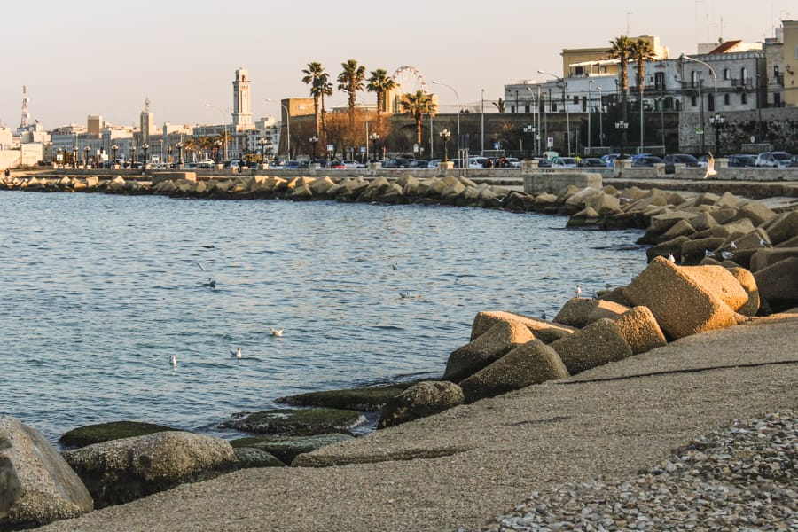 Things to see in Bari, Italy