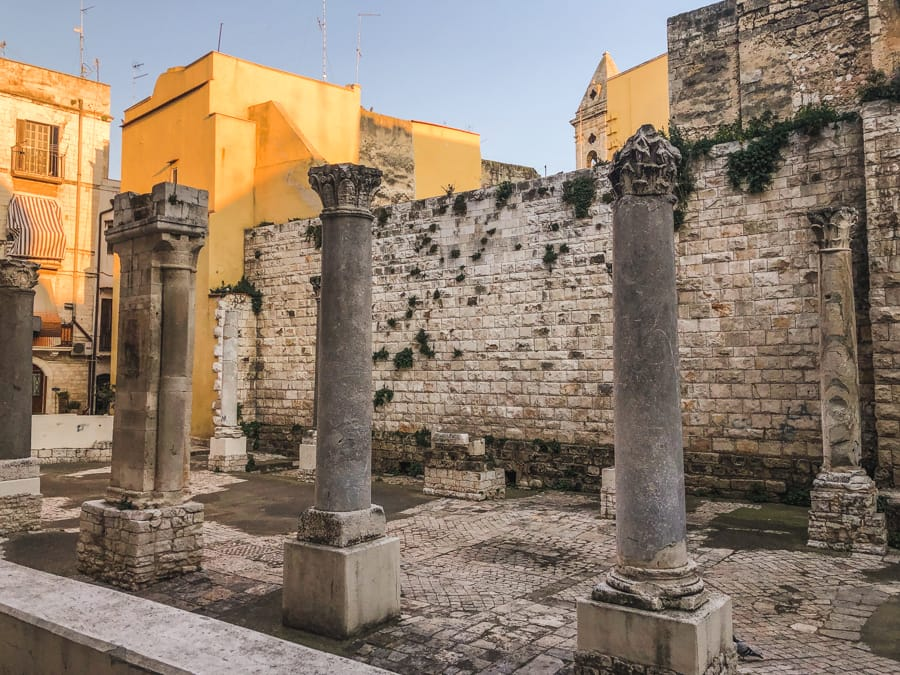 Things to do when you visit Bari, Italy