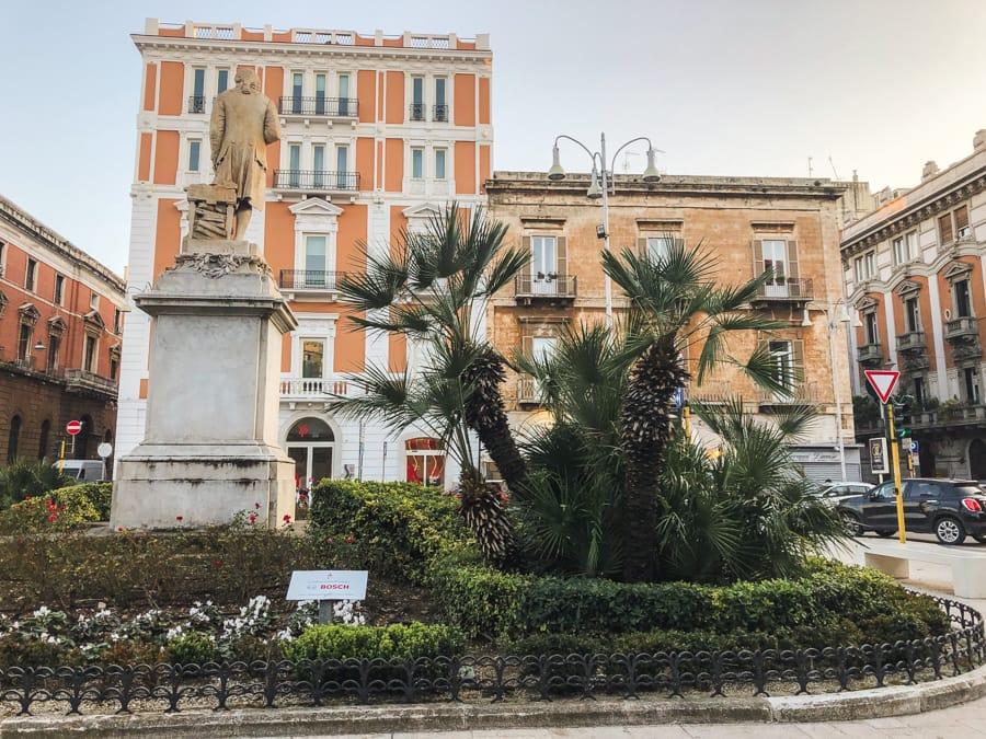 Reasons to go to Bari, Italy