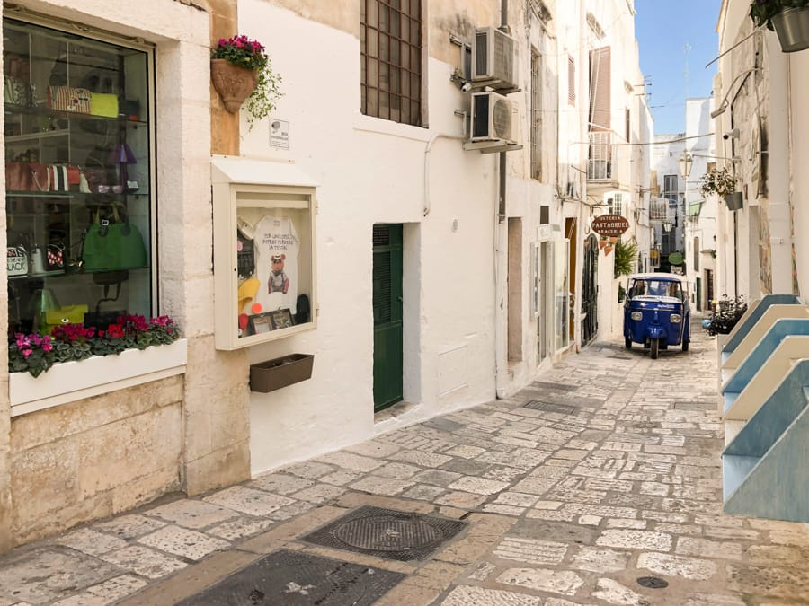 What to do in Ostuni, Italy in Puglia