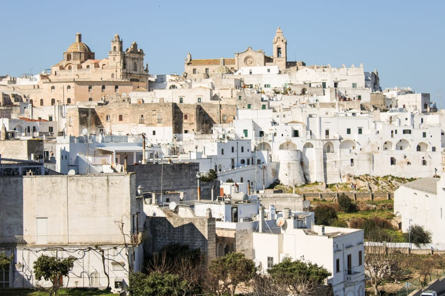 Places to visit in Ostuni, Italy