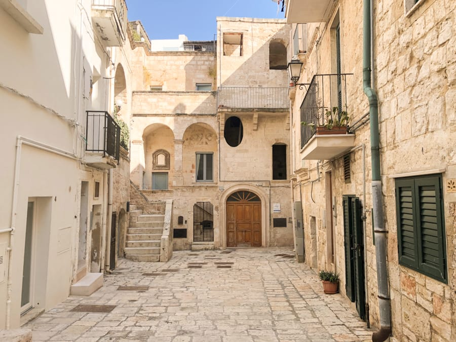 What to see in Polignano a Mare