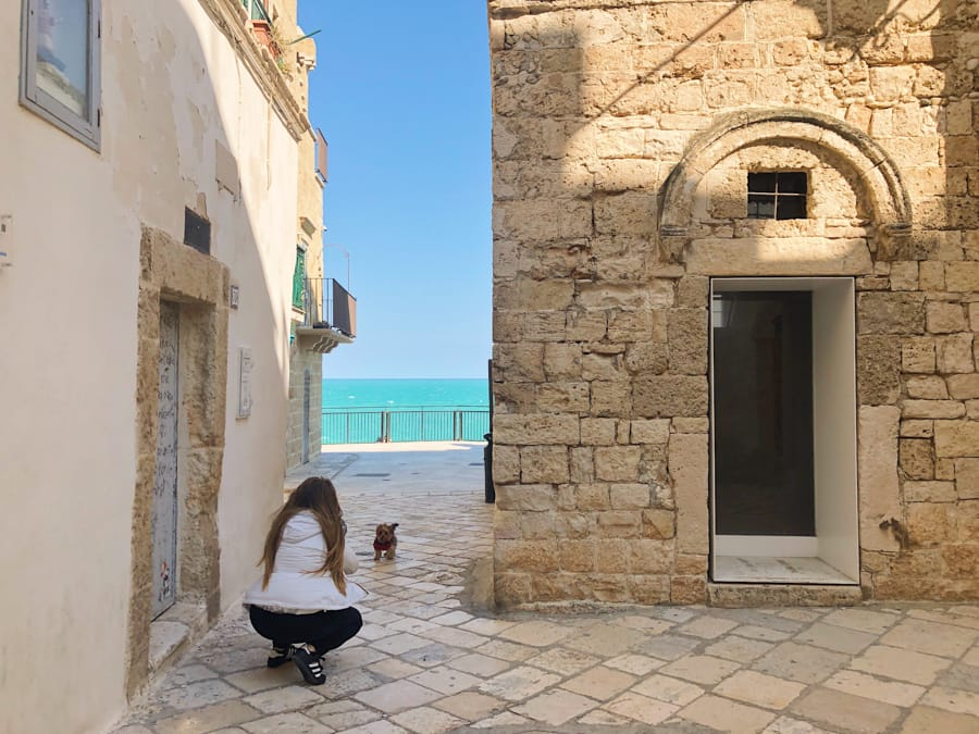 Places to visit in Polignano a Mare