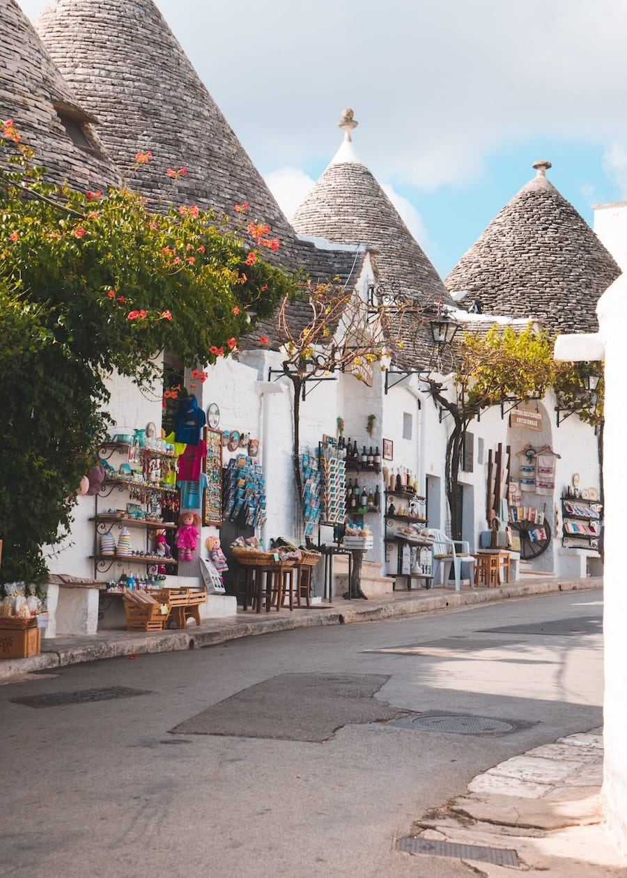 16 Mind-blowingly Beautiful Places to Visit in Puglia, Italy Alberobello