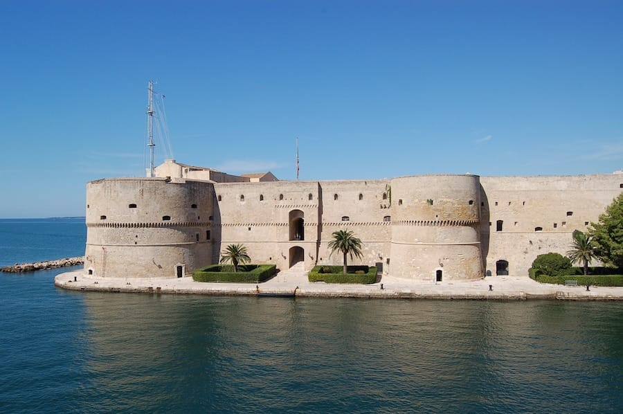 16 Mind-blowingly Beautiful Places to Visit in Puglia, Italy Taranto