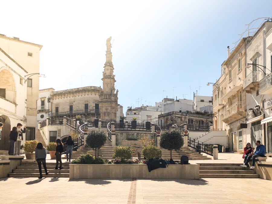 Things to do in Ostuni in Puglia