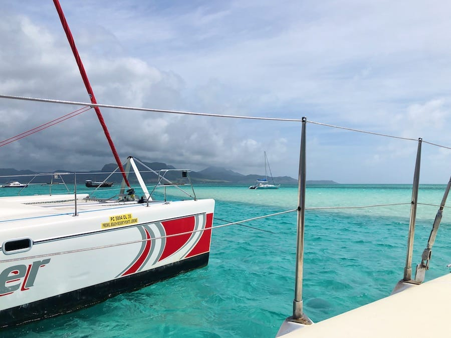 How to Take an Ile aux Cerfs Tour in Mauritius + Useful Tips