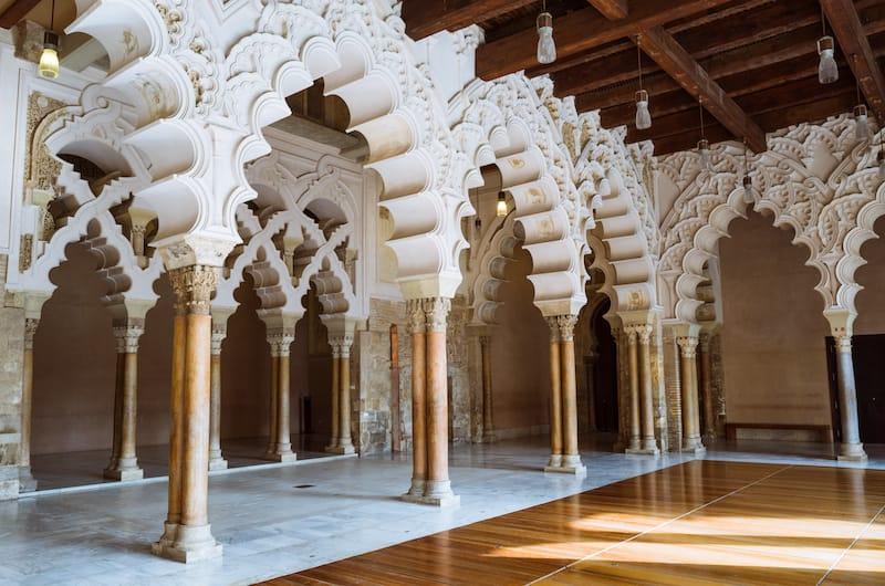 Aljaferia Palace Zaragoza