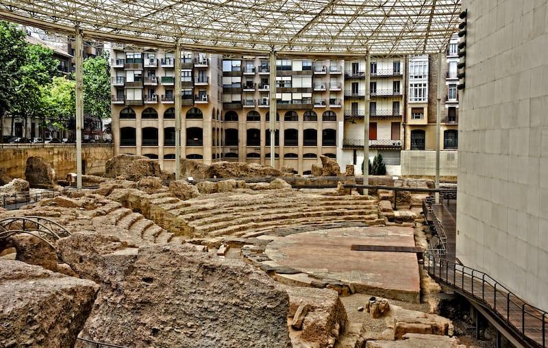 Caesaraugusta Theater