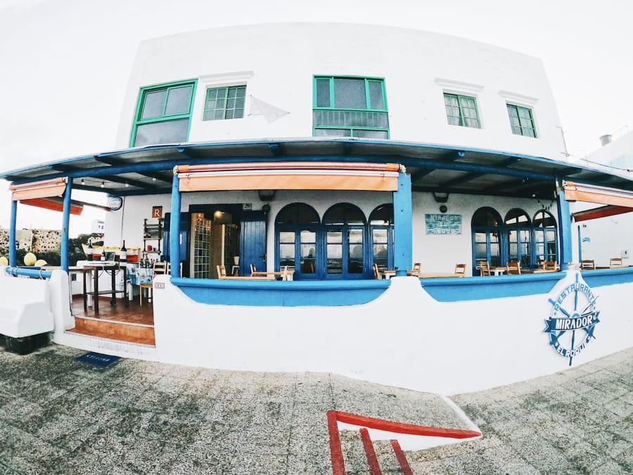 Restaurante Mirador El Roque