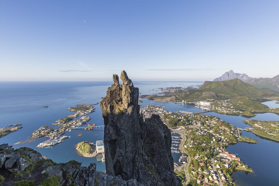 10 Adventurous and Interesting Things to Do in Svolvaer, Norway: Climb Svolvaergeita (Geita)