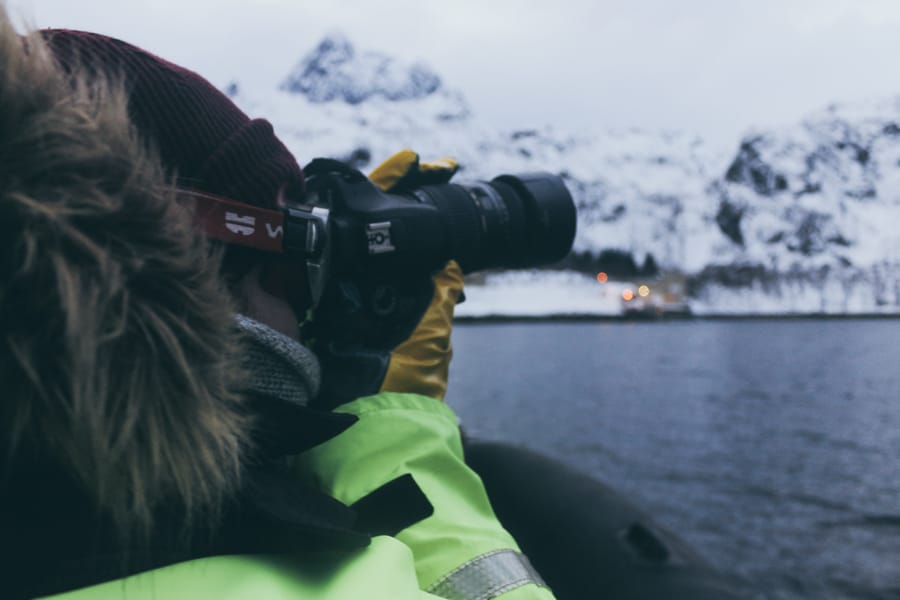 Lofoten Sea Eagle Safari in Trollfjord: How to Book + Practical Info