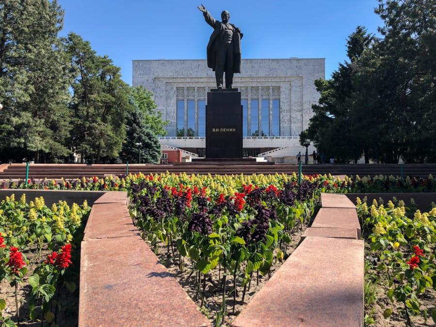 Ideal One Day in Bishkek Itinerary for Your First Kyrgyzstan Trip