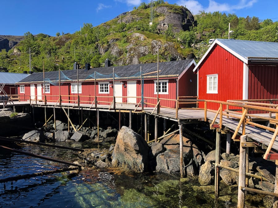 Nusfjord Arctic Resort: Best Rorbuer in Lofoten: 5 awesome Lofoten Rorbuer you should book for your trip! Lofoten Cabins / Lofoten Rorbu / Where to stay in the Lofoten Islands