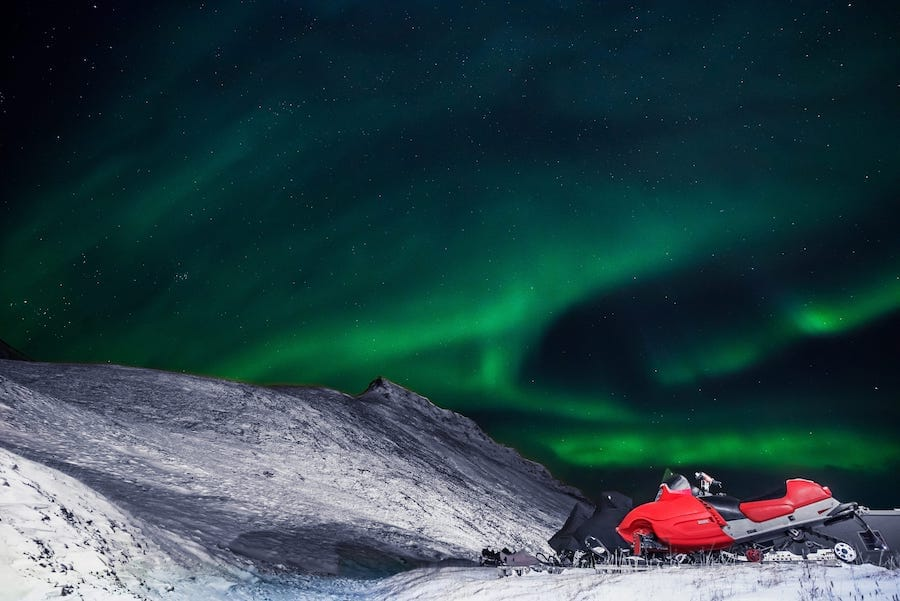 Svalbard Northern Lights Guide: How to See Them (+ Tips!)