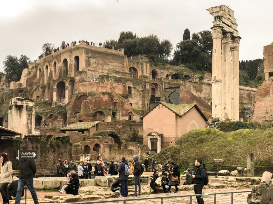 Everything to know before visiting the Colosseum in Rome (Colosseum ticket prices, opening hours, entrances, audio guides, and more!)
