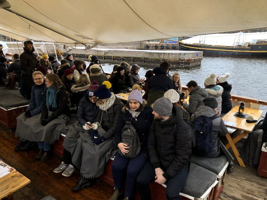 My experience on an Oslo boat trip
