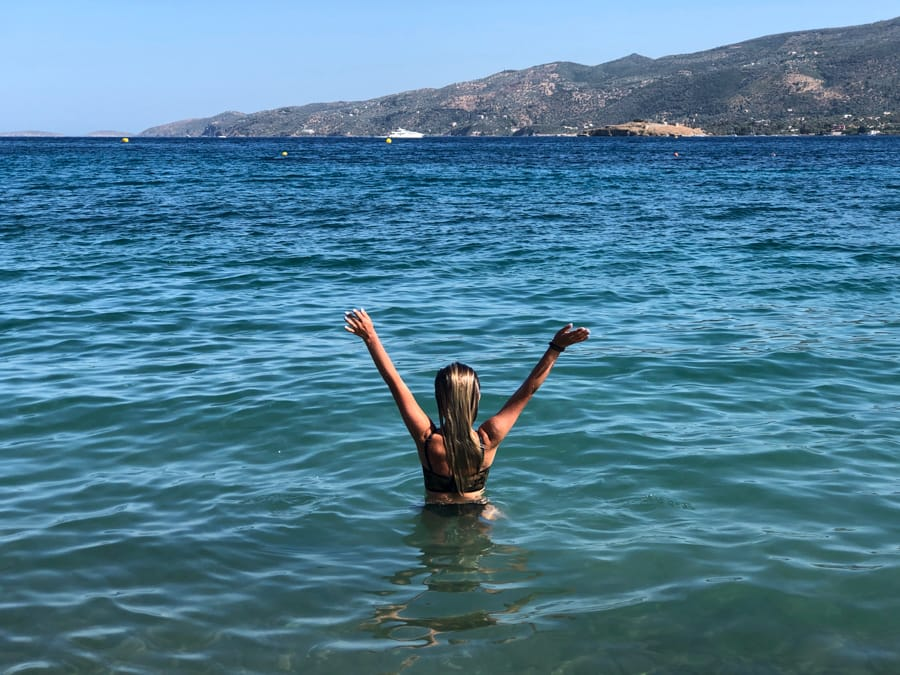What to do in Poros, Greece (Saronic Islands): Askeli Beach in Poros