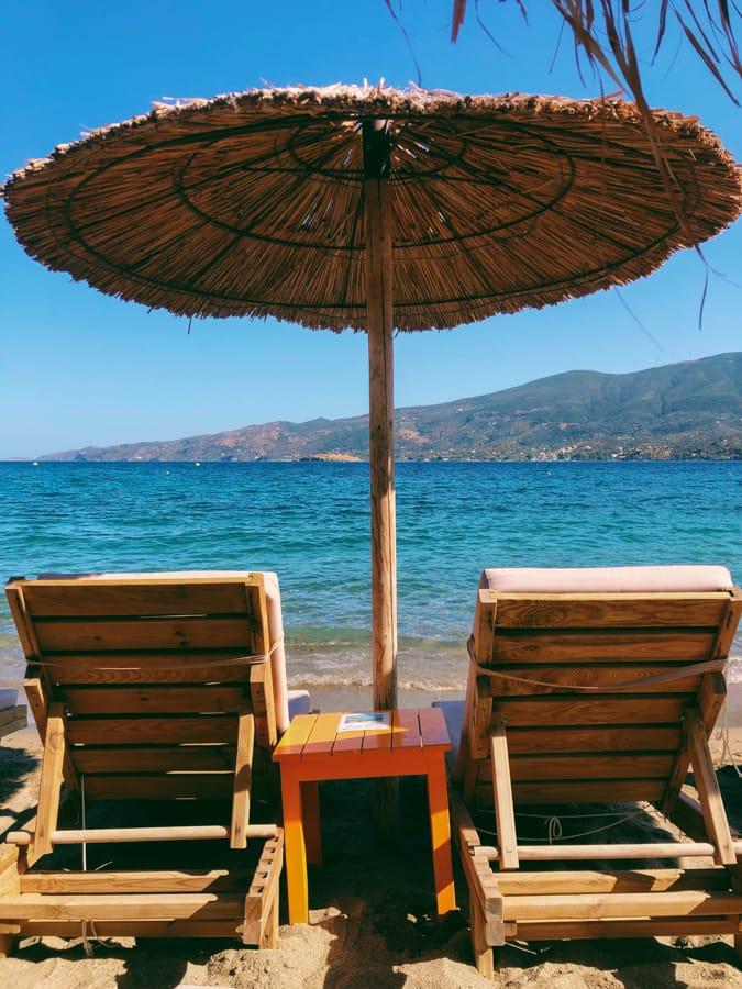 Things to do in Poros, Greece (Saronic Islands): Askeli Beach on Poros