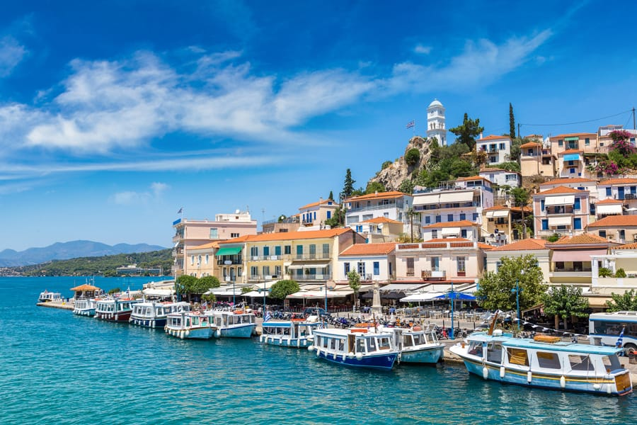 Things to do in Poros, Greece (Saronic Islands)