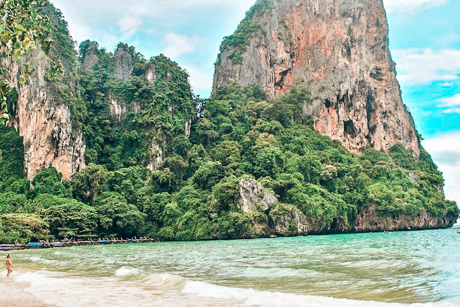 Krabi | Beautiful places to visit in Thailand