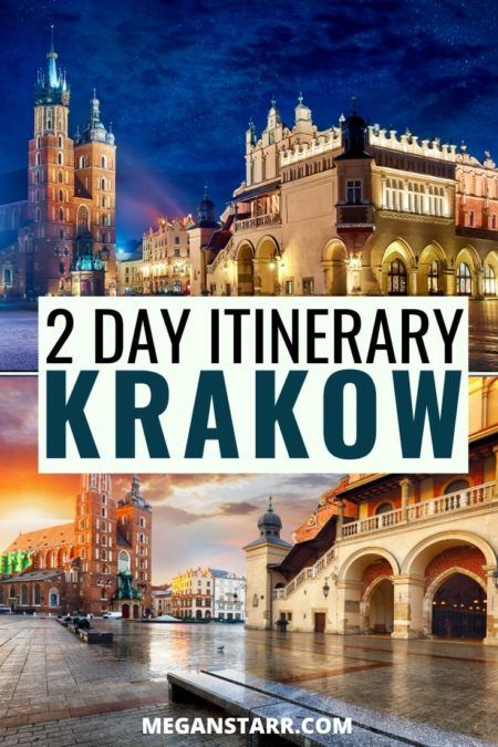 2 Days in Krakow Itinerary
