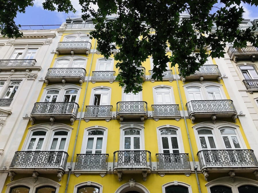 Avenida Liberdade 2 - Reasons to travel to Lisbon