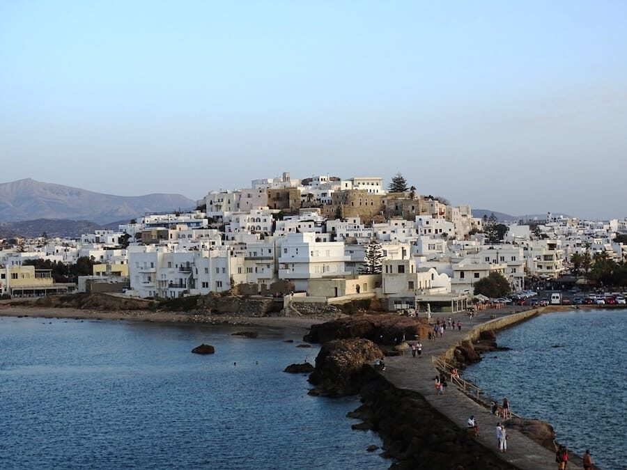 best places to visit in greece - naxos