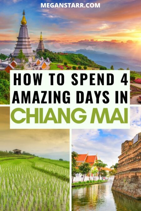 Things to do in Chiang Mai | 4 days in Chiang Mai itinerary #travel #chiangmai #thailand #southeastasia #backpacking | Thailand Trips | Visit Thailand | Places to Visit in Thailand | Visit Chiang Mai | Thailand Travel Guide | What to see in Chiang Mai | Chiang Mai itinerary | Thailand culture | Thailand photography | Travel to Chiang Mai | 4 days Chiang Mai | Chiang Mai tours | Thailand temples | Thailand markets | Chiang Mai photography