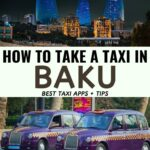 How to Successfully Take a Taxi in Baku, Azerbaijan | Azerbaijan Travel | Baku travel #baku #caucasus #taxi #Azerbaijan | Travel to Azerbaijan | Things to do in Baku | Baku what to do | Baku itinerary | Azerbaijan itinerary | Things to do in Azerbaijan | Taking a taxi | Cabs | Getting around Baku | Places to visit in Azerbaijan | Caucasus | Caucasus travel | Visit Caucasus | Azerbaijan transportation | Uber | Bolt taxi