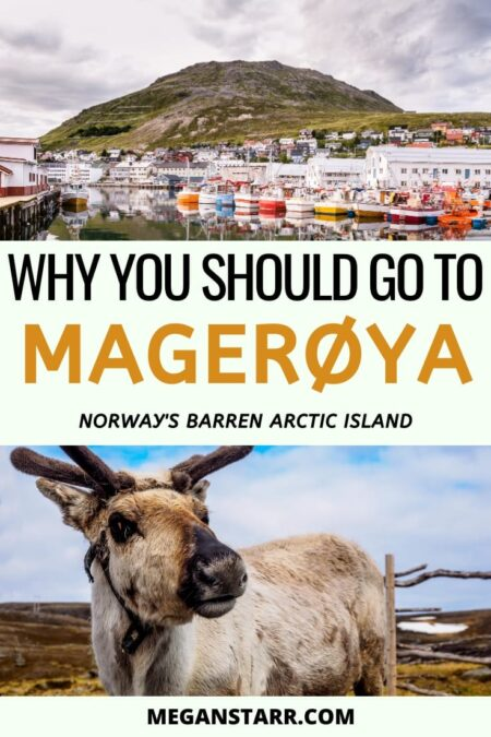 6 Awesome Reasons to Visit Magerøya Norway | Norway Travel #travel #norway #nordkapp #northcape #arcticnorway #arctic #mageroya #honningsvag | Places in Northern Norway | Visit Norway | Norway Destinations | Things to do in Norway | Where to Stay in Norway | Norway Road trip | Visit North Cape | Gjesvær | Norway bird watching | Skarsvåg | Honningsvåg | Sami Norway